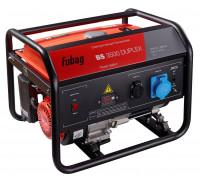 Бензиновый генератор Fubag BS 3500 DUPLEX