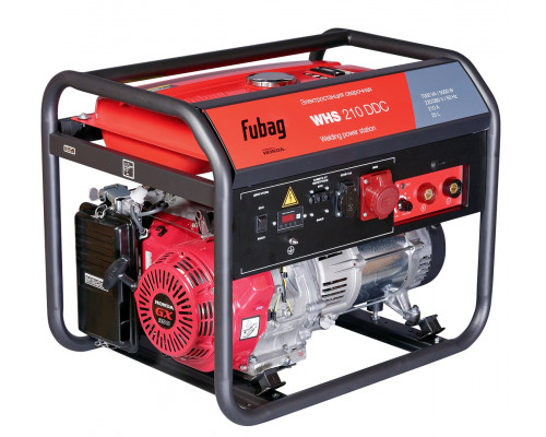 Cварочный генератор WHS 210 DDC