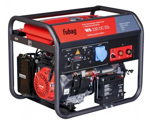 Cварочный генератор Fubag WS 230 DC ES