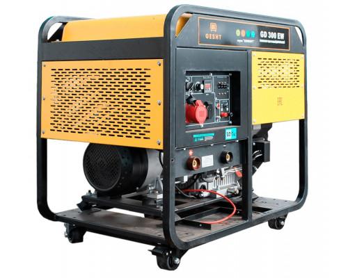 Сварочный дизельный генератор GESHT GD300EW3