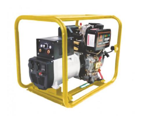 Сварочный дизельный генератор GESHT GD220EW