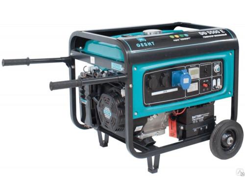 Генератор бензиновый GESHT GG5500Е