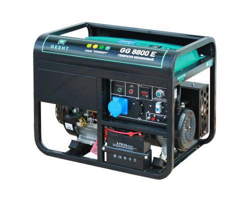 Генератор бензиновый GESHT GG8800Е
