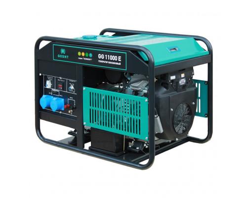Генератор бензиновый GESHT GG11000Е