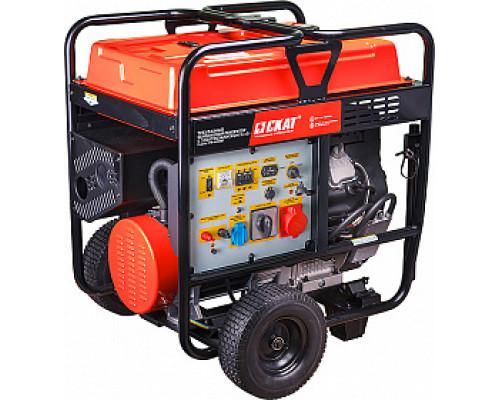 Бензиновый генератор УГБ-16000ЕТ