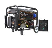 Бензиновый генератор FoxWeld Expert G9500 EW с автоматикой