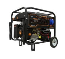 Бензиновый генератор FoxWeld Expert G6500 EW