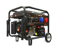 Бензиновый генератор FoxWeld Expert G9500-3 HP