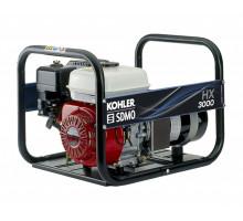 Бензиновый генератор KOHLER-SDMO HX 3000 C