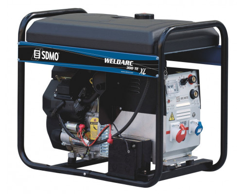 Сварочный генератор SDMO WELDARC 300 TE XL C