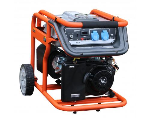 Генератор бензиновый ZONGSHEN KB 5000
