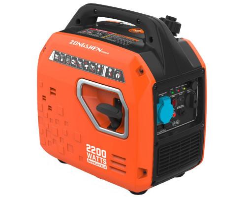 Генератор бензиновый ZONGSHEN BQH 2200