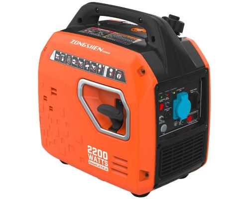 Генератор бензиновый ZONGSHEN BQH 2200 E