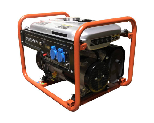 Генератор бензиновый ZONGSHEN PB 2500