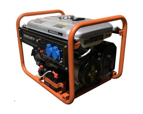 Генератор бензиновый ZONGSHEN PB 3300 E