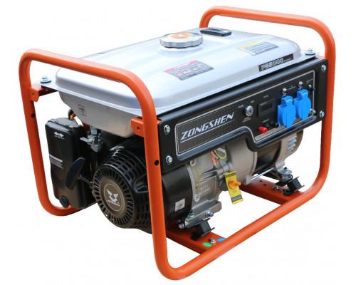 Генератор бензиновый ZONGSHEN PB 5000