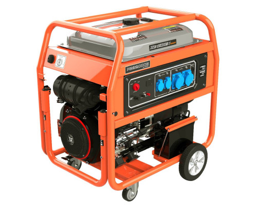 Генератор бензиновый ZONGSHEN PB 22000 E