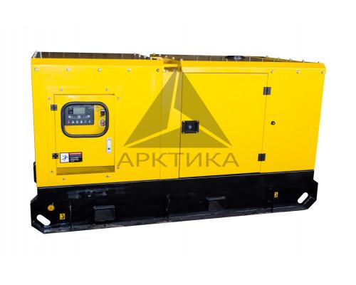 Дизельная электростанция АД-10 в кожухе
