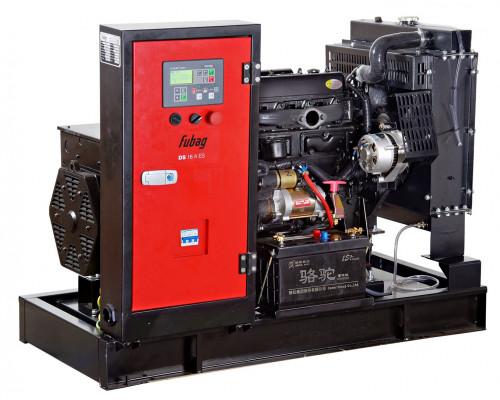 Дизельная электростанция FUBAG DS 16 A ES