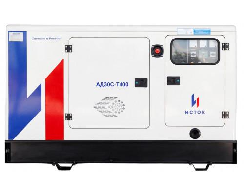 Дизельный генератор ИСТОК АД30С-Т400-РПМ25