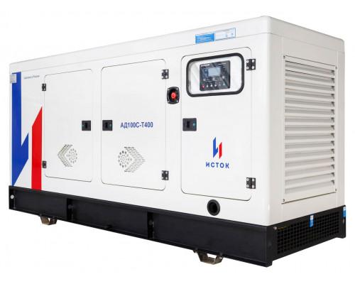 Дизельный генератор ИСТОК АД100С-Т400-РПМ25