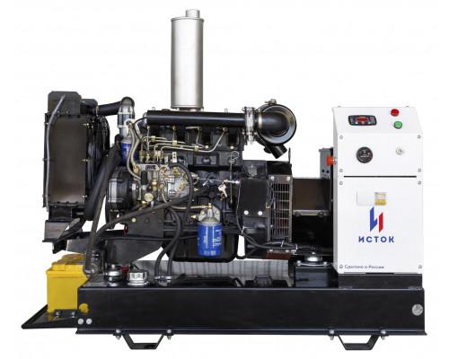 Дизельный генератор ИСТОК АД60С-Т400-РМ25