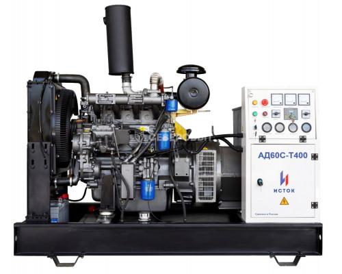 Дизельный генератор ИСТОК АД100С-Т400-РМ25