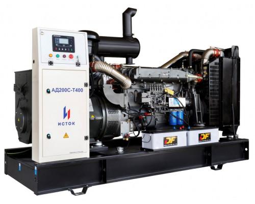 Дизельный генератор ИСТОК АД200С-Т400-РМ25