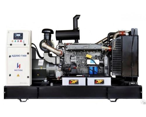 Дизельный генератор ИСТОК АД250С-Т400-РМ25