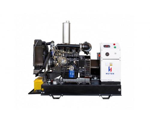 Дизельный генератор АД25С-Т400-РМ25