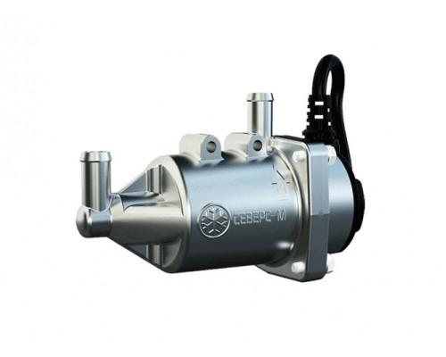 Электрический подогреватель охлаждающей жидкости