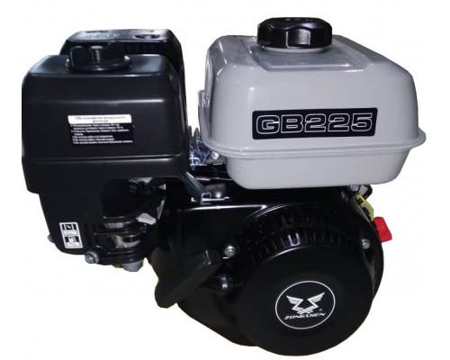 Двигатель бензиновый Zongshen GB 225 (d-20 мм)