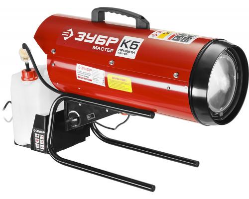 Пушка дизельная прямого нагрева ДП-К5-15000