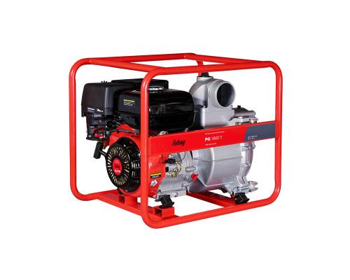 Мотопомпа бензиновая FUBAG PG 1800 T