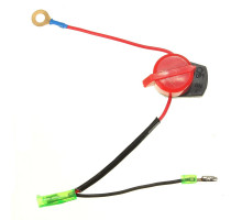 Кнопка останова GX120-GX390 (два провода -+)